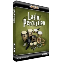 Toontrack TT109SN Latin Percussion EZX