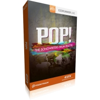 Toontrack TT205SN Pop EZX