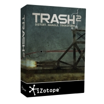 iZotope Trash 2 Distortion Plug In Software