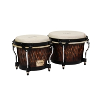 Tycoon STBSBCO Supremo Bongos In Chiseled Orange