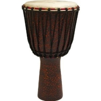 "Tycoon TAJ12A Master Antique 12"" Djembe Drum"