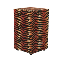 Tycoon TKF329 Series Fantasy Cajon in Tiger Finish