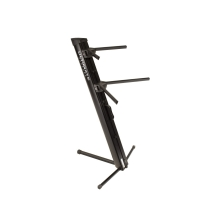 Ultimate Support AX48 Pro Plus Apex Keyboard Stand with Mic Boom