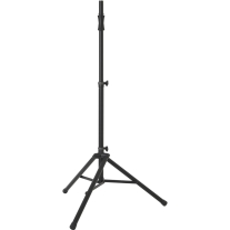 Ultimate Support TS-100 Air-Powered Speaker Stand in Black