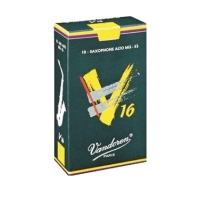 10-Pack of Vandoren 1.5 Alto Saxophone V16 Reeds