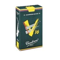 10-Pack of Vandoren 5 Alto Saxophone V16 Reeds