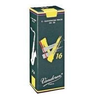 5-Pack of Vandoren 5 Tenor Saxophone V16 Reeds
