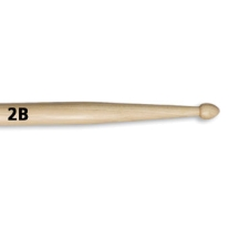 Vic Firth 2B Wood Tip Drumsticks