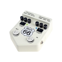 Visual Sound V2RT66 Route 66 Overdrive and Compression Pedal