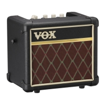 Vox MINI3G2CL Portable Modeling Guitar Amplifier with Classic Grille Cloth