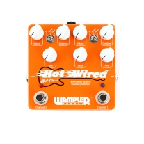 Wampler Brent Mason Hot Wired V2 Signature Overdrive