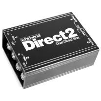 Whirlwind Direct 2 Direct Box