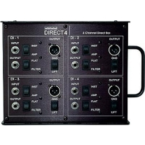 Whirlwind DIRECT4 Direct Box