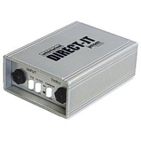 Whirlwind Direct-JT Direct Box