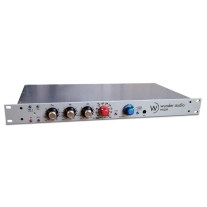 "Wunder Audio 19"" 1U Version Equalizer / Microphone Preamp"