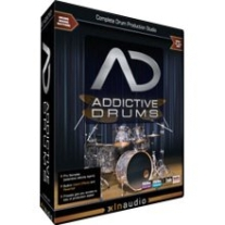 XLN Audio XL1001SN Addictive Drums 2 Software
