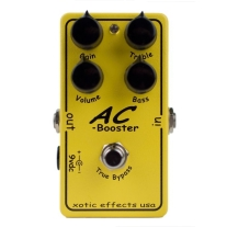 Xotic Effects AC Booster Guitar Pedal