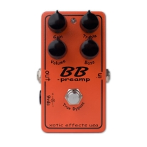 Xotic Effects BB Preamp Guitar Pedal