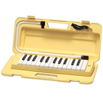 Yamaha P25F Pianica (Melodica) Keyboard Wind Instrument 25-Note with Case
