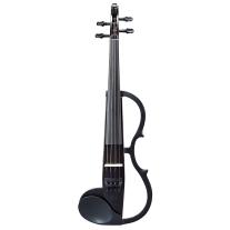 Yamaha SV130KBLK Silent Violin Black Violin Only