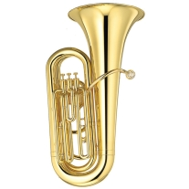 Yamaha YBB-105WC 3/4 Size 3 Valve BBb Tuba with Case
