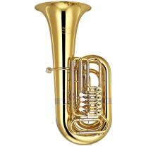 Yamaha YBB-641 Professional Rotary Tuba 4/4