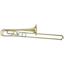 Yamaha YSL640 Professional Trombone with F Attachment
