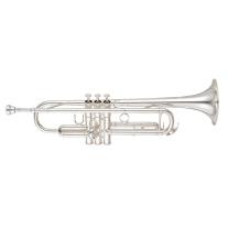 Yamaha YTR4335GSII Intermediate Trumpet Silver Plated