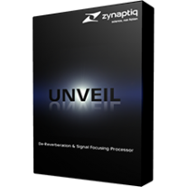 Zynaptiq Unveil De-Reverberation and Signal Focusing