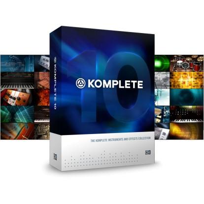 komplete music software