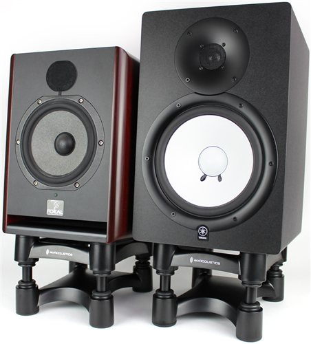 Isoacoustics Isol8r200 Desktop Adjustable Speaker Stands Pair