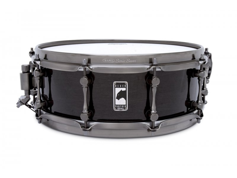 Mapex Black Panther Series Black Widow Maple Snare Drum 5x14 e4fc6251b