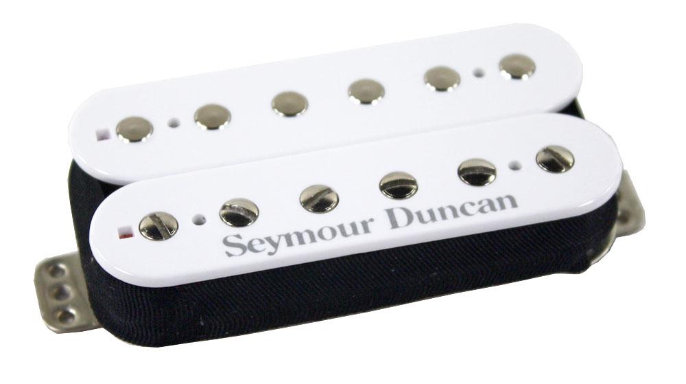Seymour Duncan TB-PG1b Pearly Gates Trembucker Pickup in White