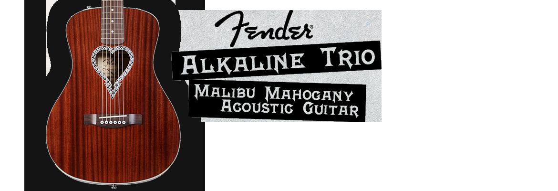 Alkaline Trio Fender Guitar