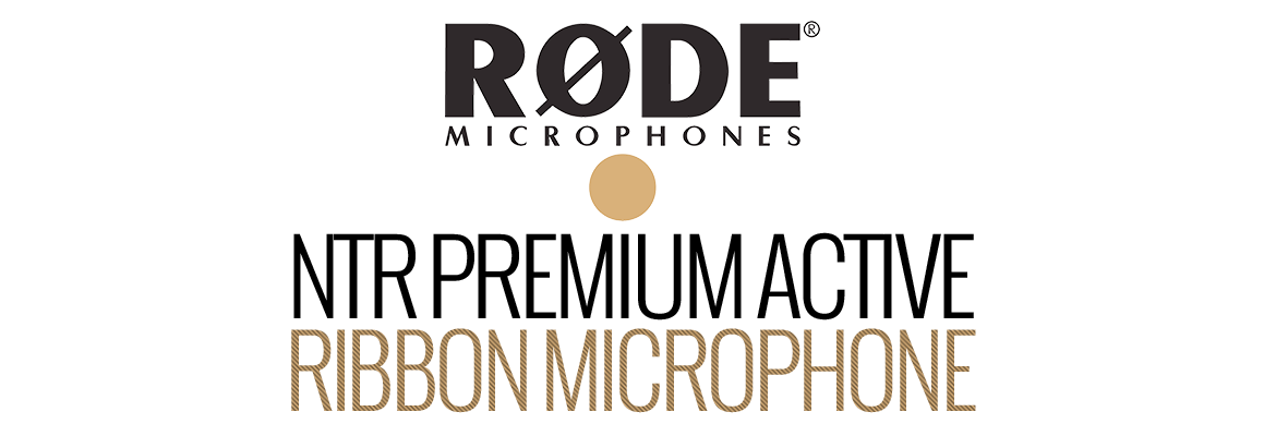 RODE NTR MICROPHONE