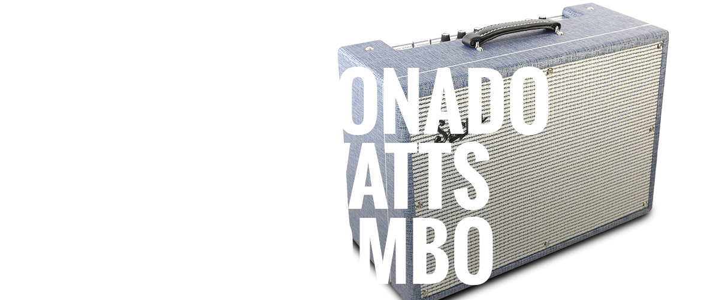 "Supro 1690T Coronado 2x10"" 35 Watts Class A Combo"