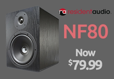 Resident Audio NF80 Bi-Amplified 8