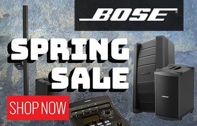 Bose Spring Sale
