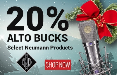 Neumann Alto Bucks