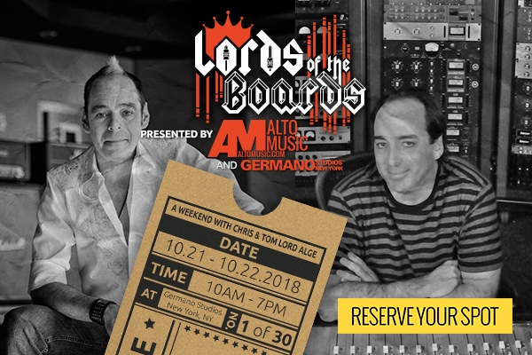 Lords of The Boards At Germano Studios